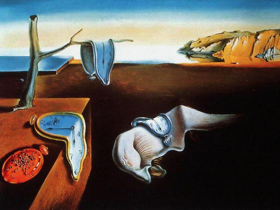 Dali_Time_Painting