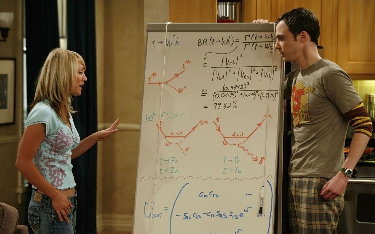 Feynman Diagrams; Big Bang Theory; Sheldon Cooper; Penny; Medical ...
